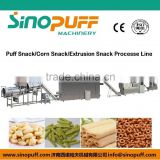 """European Tech"" Direct Expanded Snack Machine/ expanded snack process line/ expanded snack production line"