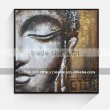 Wall art decor acrylic buddha painting of buddha lord SHU147