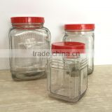 High quality cheap price square glass jam jar                                                                         Quality Choice