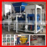 QFT5-20 Semi Automatic Hydraulic Block and Pavers Making Machine,used brick making machine for sale