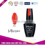 Mixcoco brand hot sell gel nail, beauty salon like,healthy ingredient,DIY