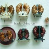 Common Mode Toroidal Choke Coils electrical transformer magnet ferrite core inductor for filtering applications