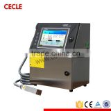 SOP-810 CE approved batch code inkjet printer