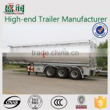China Shandong Shengrun CSAC Fuel Tanker Truck Trailers Dimensions for sale