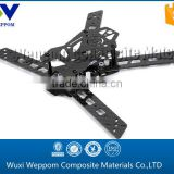 Carbon Fiber parts for Mini Multicopter Drone Frame