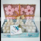 hot sale flower bath soap toilet soap body soap with nice fragrance