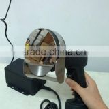 High speed low noise strong power handheld 220v electric doner kebab meat slicer machine with wire for shawarma