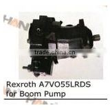 Rexroth A7vo55LRDS FOR BOOM PUMP Concrete Pump spare parts for Putzmeister JUNJIN Schwing Sany