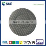 Industrial professional clean floor round scouring pad