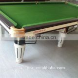 Factory Direct Sales Solid Wood With Slate ,Excellent Hand Made Crafts Coin Operated Billiard Table/Pool Table