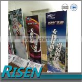 Unique design 20mm thick styrene 3F foam board excellent and exquisite stand for advertising and exhibition