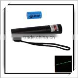 Cheap! 302 Short-Type 532nm Flashlight Style Green 100mW Laser Pointer Pen