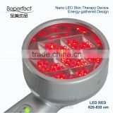 RED Light Therapy Machine - Collagen Boost 660nm - Skin Firming and Lifting. Rechargeable/ USB/Wall Plug Charging