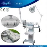 Effect facial wrinkle spray tanning 11 in 1 equipment
