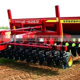 34 Seeder Grain Drill Split No-tillage with Paratactic Separated Application of Seed and Fertilizer No-tillage Seeder