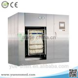 7 inch SIEMENS color display touch screen motorized double door sterilizer autoclave
