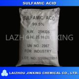Sulfamic Acid 99.5% Colorless Crystals Industrial Grade Packed with Polywoven Bages