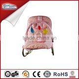 foldable automatic baby swing with safety strap plastic swing baby rocker