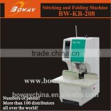 KB-208 drilling feeding cutting tubing locating press-riveting one button binding machine