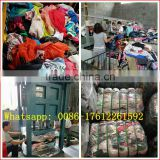 2017 large amount used clothing/baled used clothing,used clothes in bales with different logo