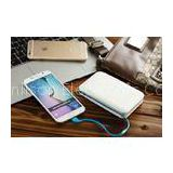 Powerful Mobile Power Bank Charger with Build-in Cable and Dual USB Output