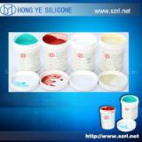 liquid silicone for making transfer pad