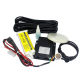 DC9V-48V high accuracy ultrasonic fuel tank levelAnti-Fuel Theft Ultrasonic Fuel Level Sensor for Truck