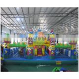 2016 Aier Cartoon Mickey mouse Inflatable Funland For Commercial Hire/inflatable mickey mouse jumping bouncy castle