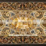 Marble Inlay Dining Table Top, Italian Marble Table Tops
