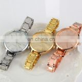 Hot Factory mens watch business wrist watch stainless steel watch