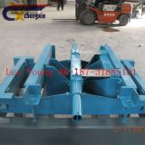 Online cement coal conveyor belt scale weigh balance scales