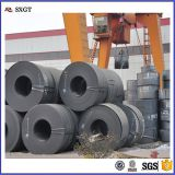 GB standard black hot rolled steel strip factory price in coil for sales