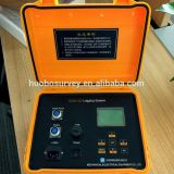 Underground Water Well Inspection GDQ-2D Borehole Logging Equipment for sale well logging tool