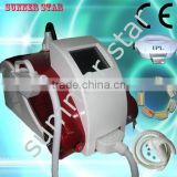 Pigmented Lesions Treatment Elight Ipl / Elight Telangiectasis Treatment Ipl Rf Nd Yag Laser /elight Machine