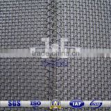 crimped wire mesh for barbecue mesh| vibration screen| construction machinery mesh