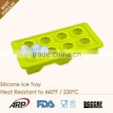 OEM Diamond-shape BPA FREE Beer Ice Tray Moulds Silicone Ice Cube Tray