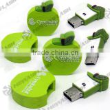 Bulk gift items own brand pvc usb flash drive pendrive