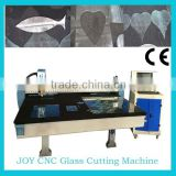 Auto cutting cnc glass mirrow cutting machine glass cutter for 2mm-25mm thickness with servo motor