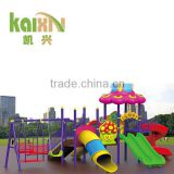 Used Outdoor Play Steel Structure Game Toy For Children
