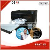 Digital CD printing machine with 6 color, 6 color uv printer,cd dvd printing machine