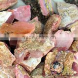 Pink Opal rough, pink opal natural gemstones, peruvian pink opal, natural gemstone