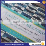 Customized Non-woven Banner Printing / Fence Advertising Banner Display