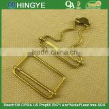 Suspender metal adjustable buckles for bady jeans -- 15582