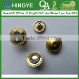 Metal rhinestone Rivets --- RB1412001