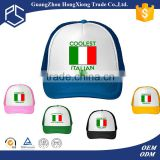 Vogue Style simple funny elephant mongolian snapback cap italian flag hat