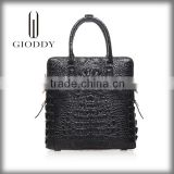 Wholesale china 100% genuine crocodile skin leather handbag hong kong                                                                         Quality Choice