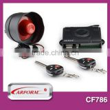 Wholesale price plastic remote gsm car alarm system with remote engine starter and cameras