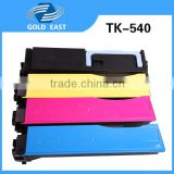 Printer consumable TK-540 K/M/Y/C toner cartridges/kit for colour/color printers FS-C5100DN
