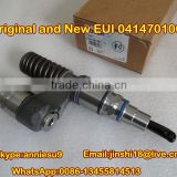 Original Electric Unit Injector /EUI 0414701005 for DTC 5236543 SCANIA 1382121 1408335 1424462 1497364 1529749 1425077