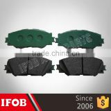 Ifob Auto Parts And Accessories Chassis Parts Front Break Pads For Toyota COROLLA ZZE142 1ZZFE 04465-02220 in wholesale